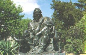Monumento al Viejo Vizcacha